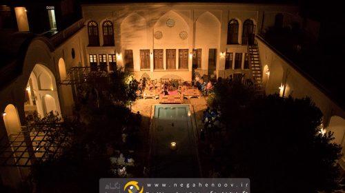 خانه احسان کاشان