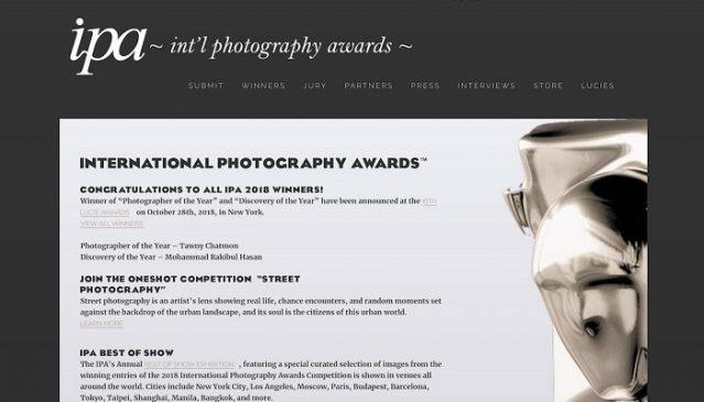 International Photography Awards